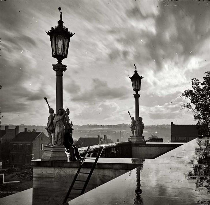 Góc nhìn từ Capitol, Nashville, trong cuộc nội chiến 1864