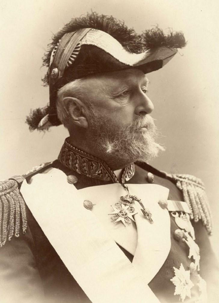 Oscar II, vua của của Thụy Điển và NaUy, 1880