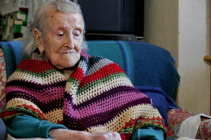 Bí quyết trường thọ của cụ bà sống qua 3 thế kỷ