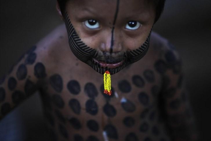 Cận cảnh cuộc sống chật vật của con người ở rừng Amazon