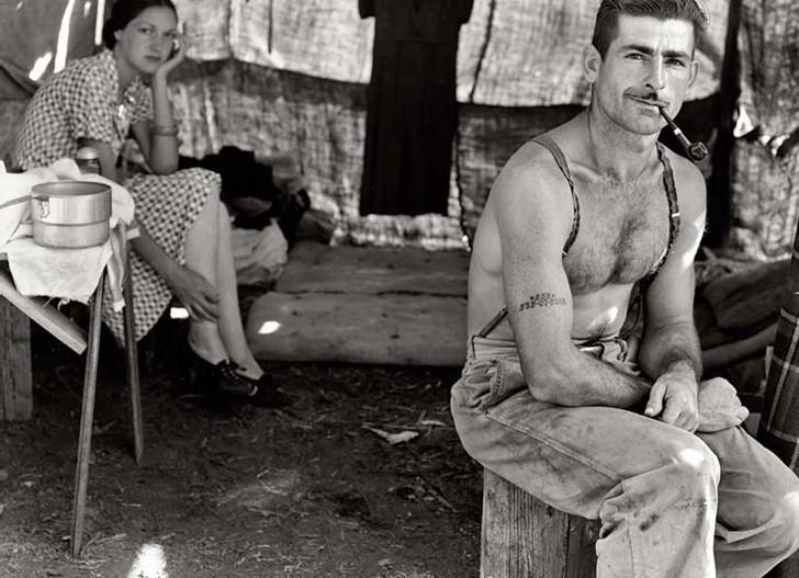 Một công nhân gỗ thất nghiệp, 1939