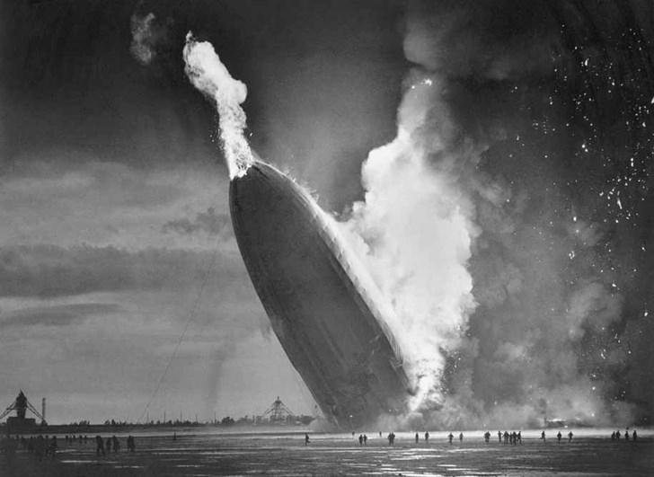 Thảm họa Hindenburg, 1937