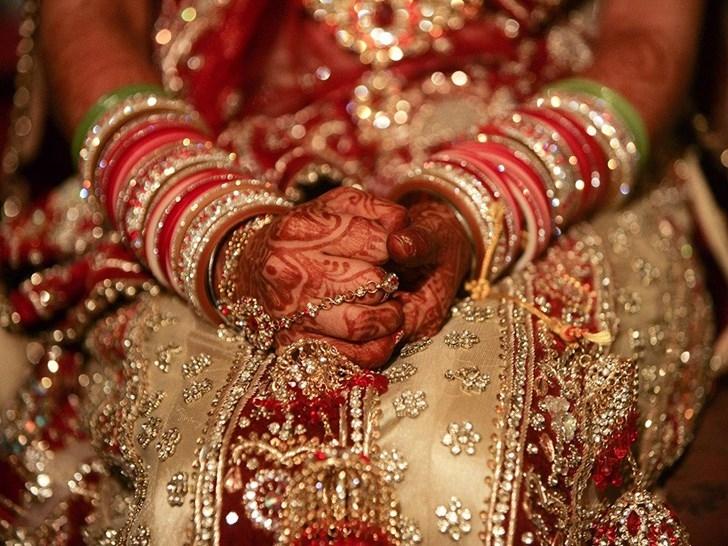 Cô dâu Hindu, Ấn Độ