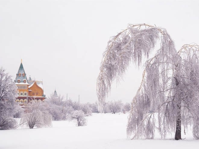 Cung điện của Tzar Alexei Mikhailovich, Moscow, Nga<br />