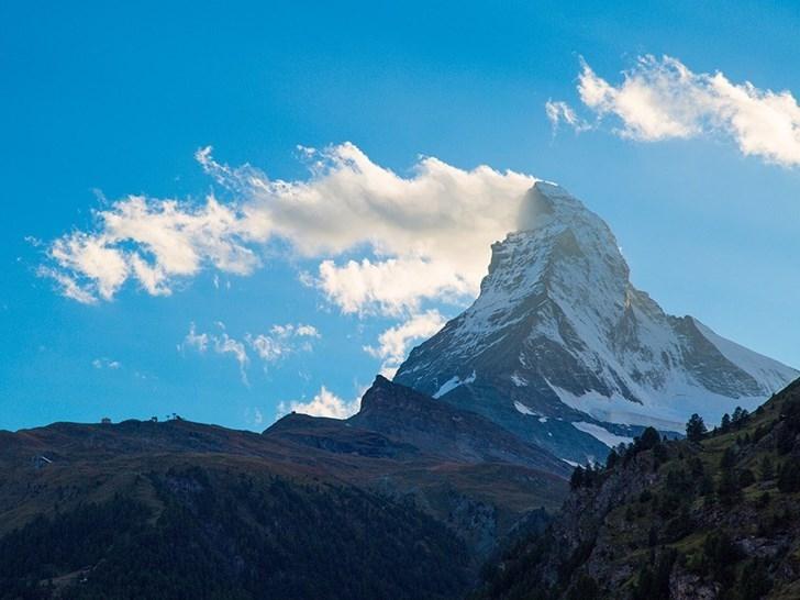 Matterhorn, Thụy Sĩ