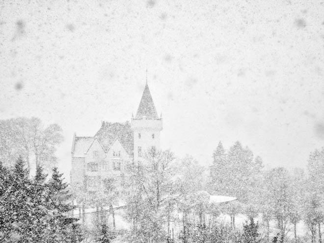 Lâu đài Gamlehaugen, Bergen, Na Uy<br />