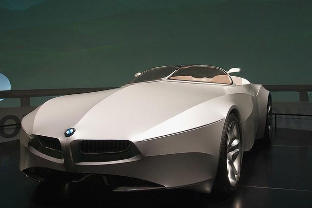 2001 BMW GINA LIGHT VISIONARY MODEL<br />