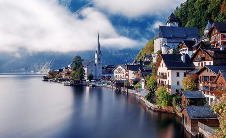 Hallstatt, Áo