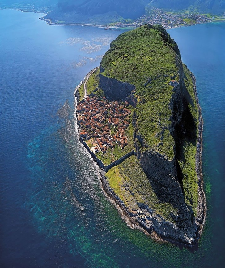 Monemvasia, Hy Lạp