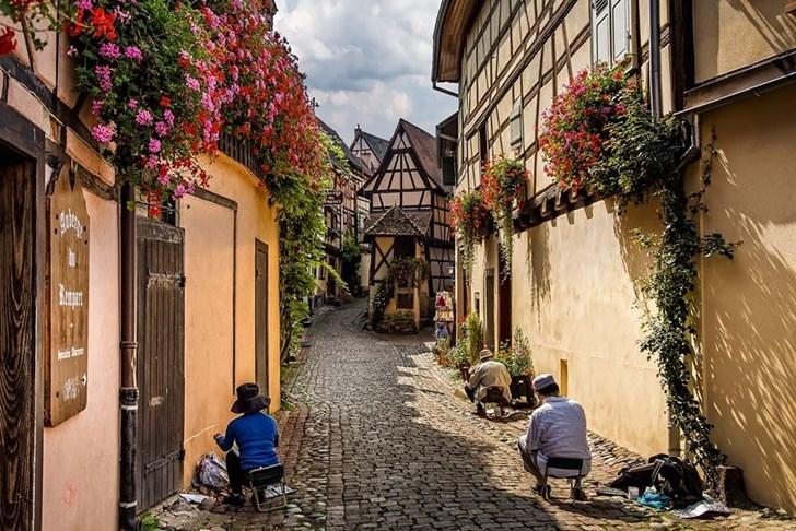 Eguisheim, Pháp