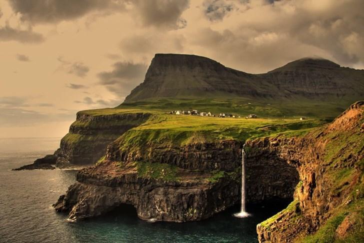 Gasadalur, Faroe Islands, Đan Mạch