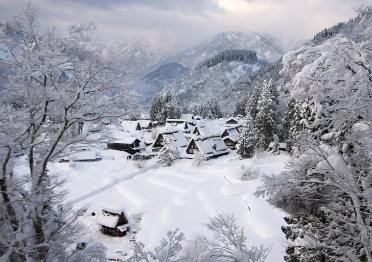 Gokayama, Nhật Bản