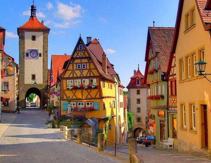 Rothenburg, Đức