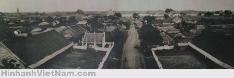 Bản đồ, ảnh các Cổng Thành Hà Nội thời nhà Nguyễn