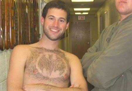 Những anh chàng cắt tỉa lông nghệ thuật - Hình 9