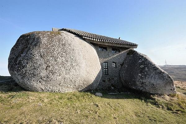 Những ngôi nhà độc nhất vô nhị - Hình 1