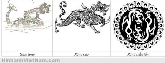Nguồn gốc và các loại Rồng trong văn hóa Việt