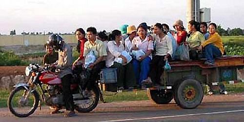 Các kiểu xe cộ siêu hài chỉ có ở Việt Nam - Hình 4