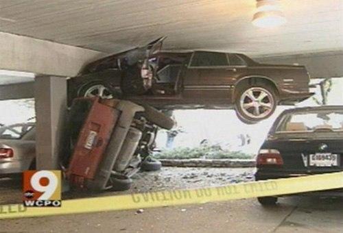 Các sự cố xe hơi khó hiểu - Hình 8
