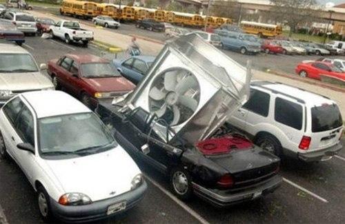 Các sự cố xe hơi khó hiểu - Hình 4