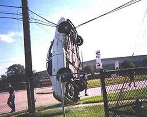 Các sự cố xe hơi khó hiểu - Hình 2