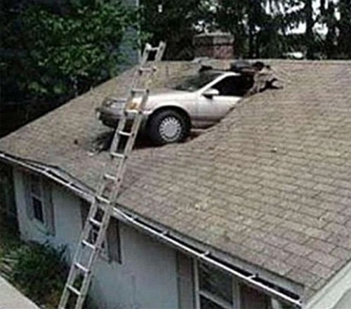 Các sự cố xe hơi khó hiểu - Hình 3