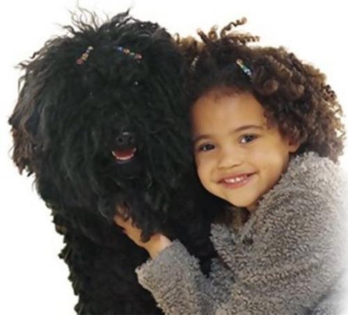 Những cặp chủ nhân và thú nuôi cực giống nhau - Hình 6