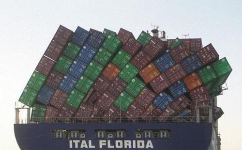 Những chiếc thuyền gặp sự cố khó đỡ - Hình 8