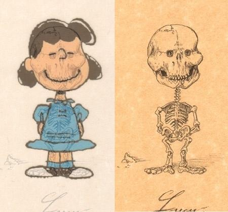 Giải phẫu học nhân vật hoạt hình - Hình 16
