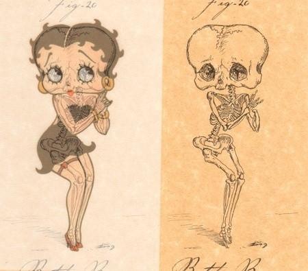 Giải phẫu học nhân vật hoạt hình - Hình 6