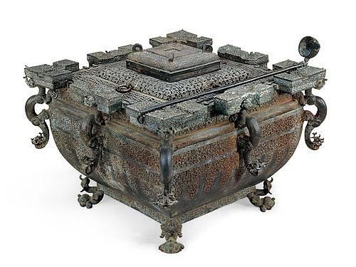 Người cổ đại vẫn có nước đá dùng và lưu trữ thực phẩm quanh năm
