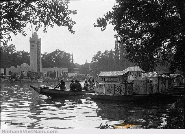Exposition Coloniale Paris 1931