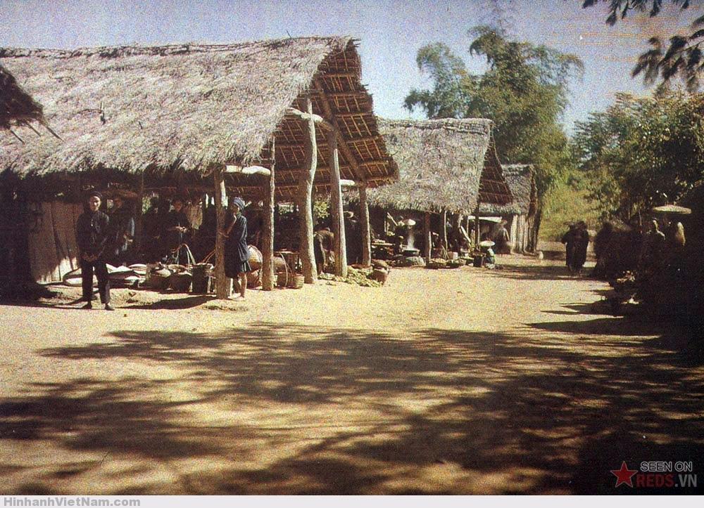 Chợ Bắc Lệ, Lạng Sơn, 1915.