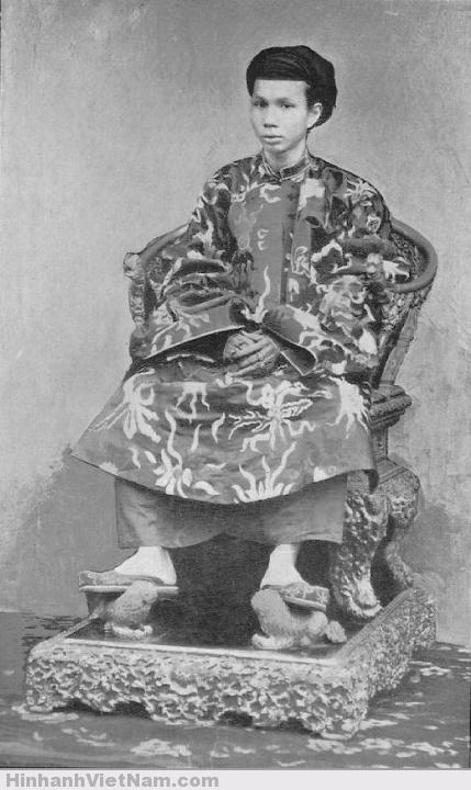 Vua Ðồng Khánh