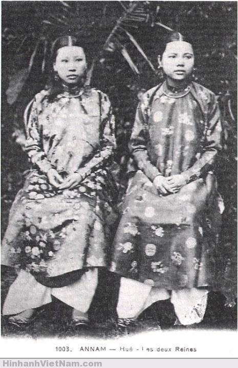 Hai người vợ của vua Thành Thái