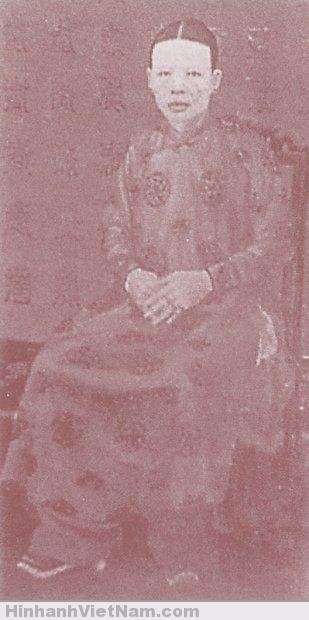 Hoàng hậu Từ Minh, thân mẫu cựu hoàng Thành Thái
