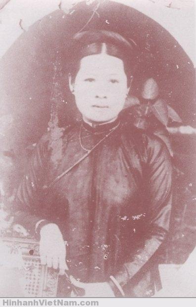 Bà Ðoàn Thị Châu, thứ phi của cựu hoàng Thành Thái