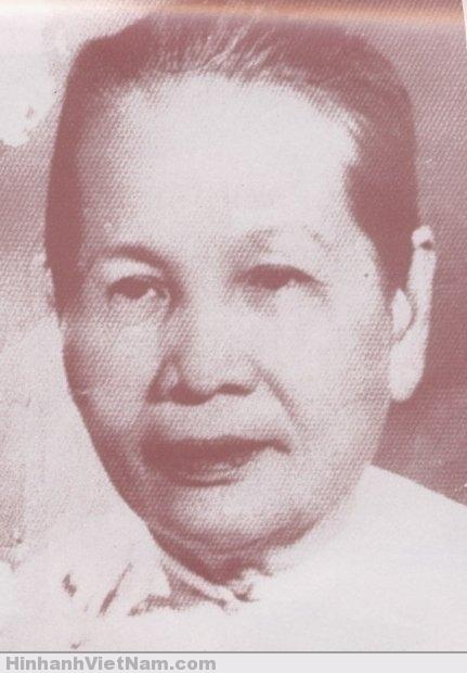 Bà Nguyễn Thị Ðịnh, thứ phi của cựu hoàng Thành Thái, mẹ của vua Duy Tân