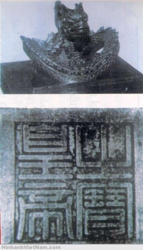 Chiếc ấn Hoàng Ðế Chi Bửu