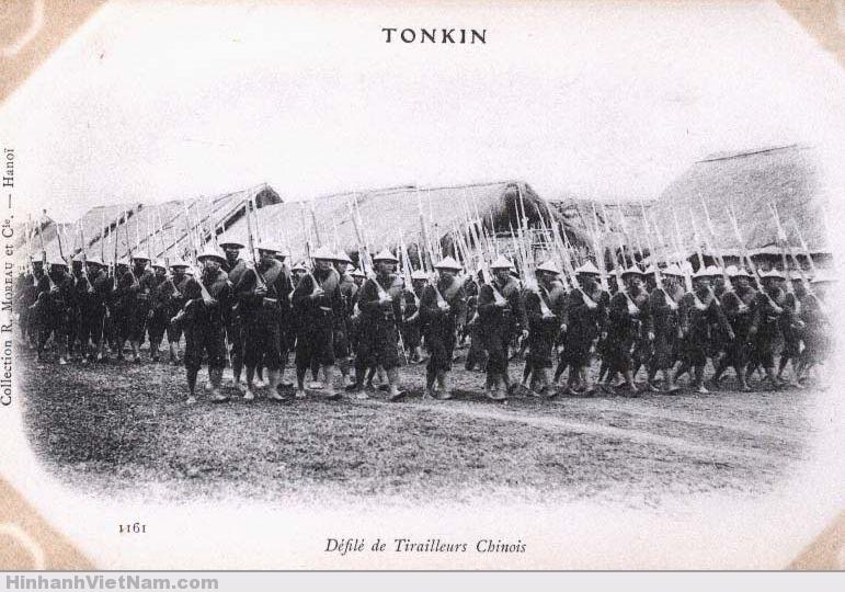 Lính thuộc địa dưới thời Pháp thuộc