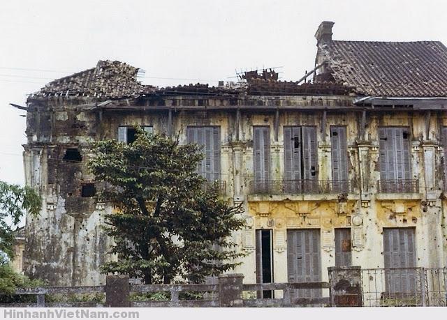 Một khách sạn bị tấn công trong những năm 1968.