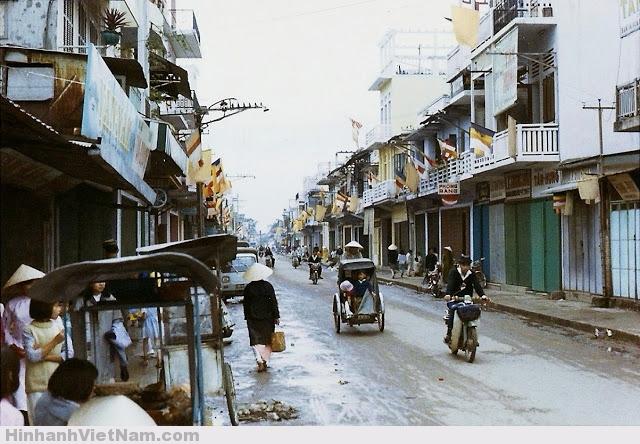 Thành phố Huế dịp tết