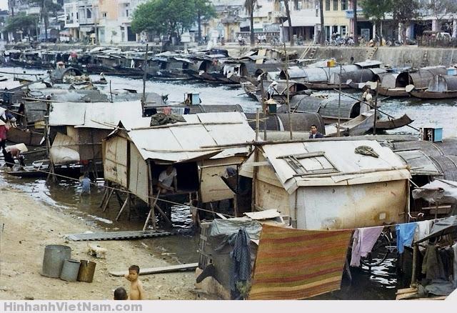 Những khu nhà ổ chuột