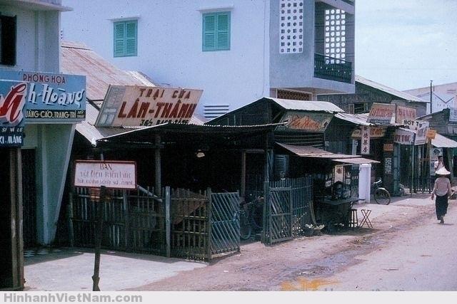 SAIGON 1965 - Đường Bạch Đằng