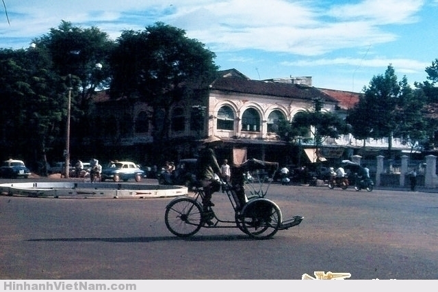 SAIGON 1965 - Nguyen Hue Blvd