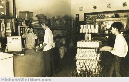 Những hình ảnh tư liệu về siêu thị Nguyễn Du - siêu thị đầu tiên ở Việt Nam