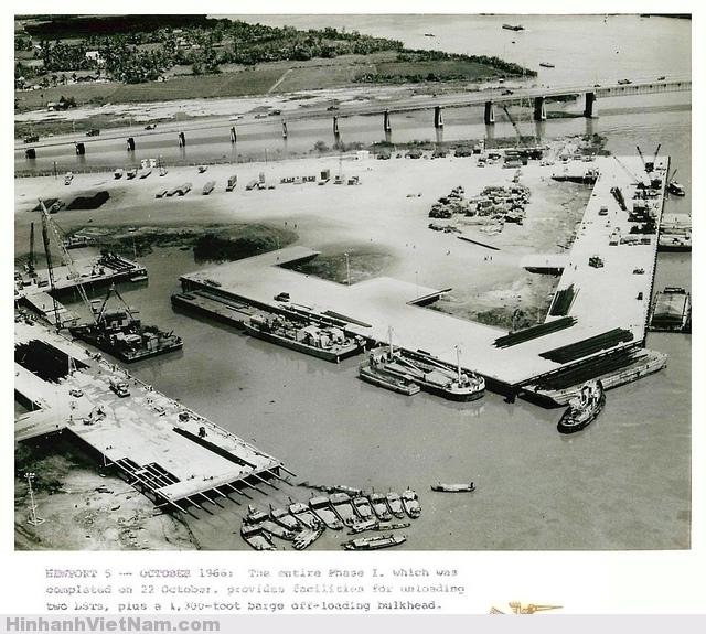 Tân Cảng Saigon - Saigon Newport 1965-1967