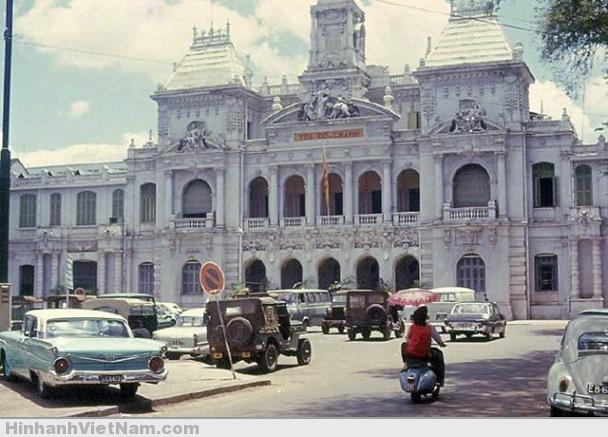 City Hall – Tòa Đô Chánh 1968