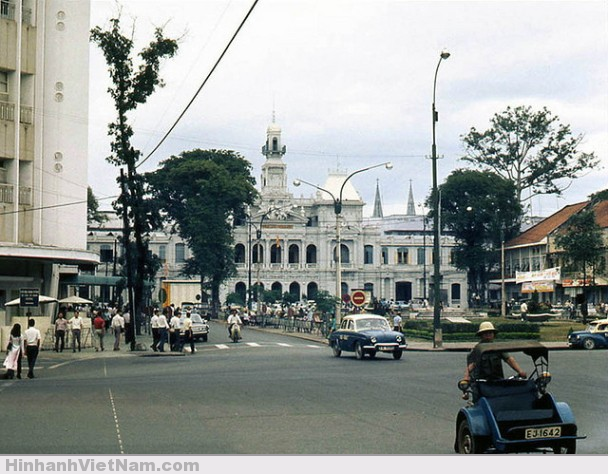 Góc đường Lê Lợi – Nguyễn Huệ