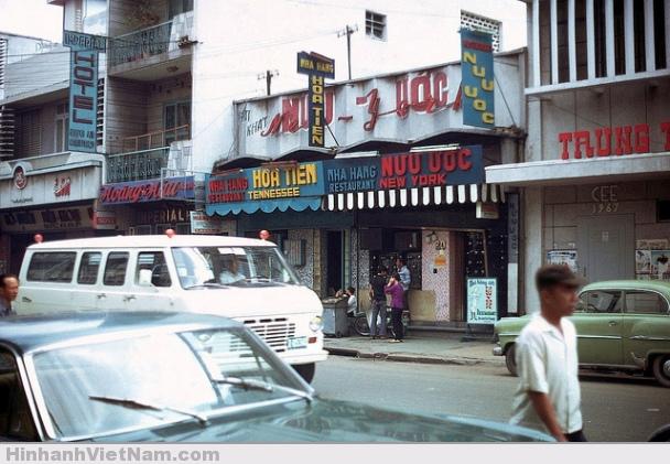 Quán bar khá nổi thời SG xưa_ Nữu Ước, nằm trên đường Hai Bà Trưng